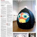 Teoksia esillä Taideyhdistys Harhan 10-vuotisjuhlanäyttelyssä