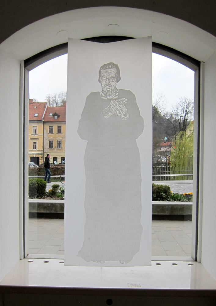 Still here Ljubljanassa, kuva Hanna Holopainen