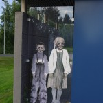 Taidetta bussipysäkeillä - Taidelinjat Oulussa 31.8.2013 saakka