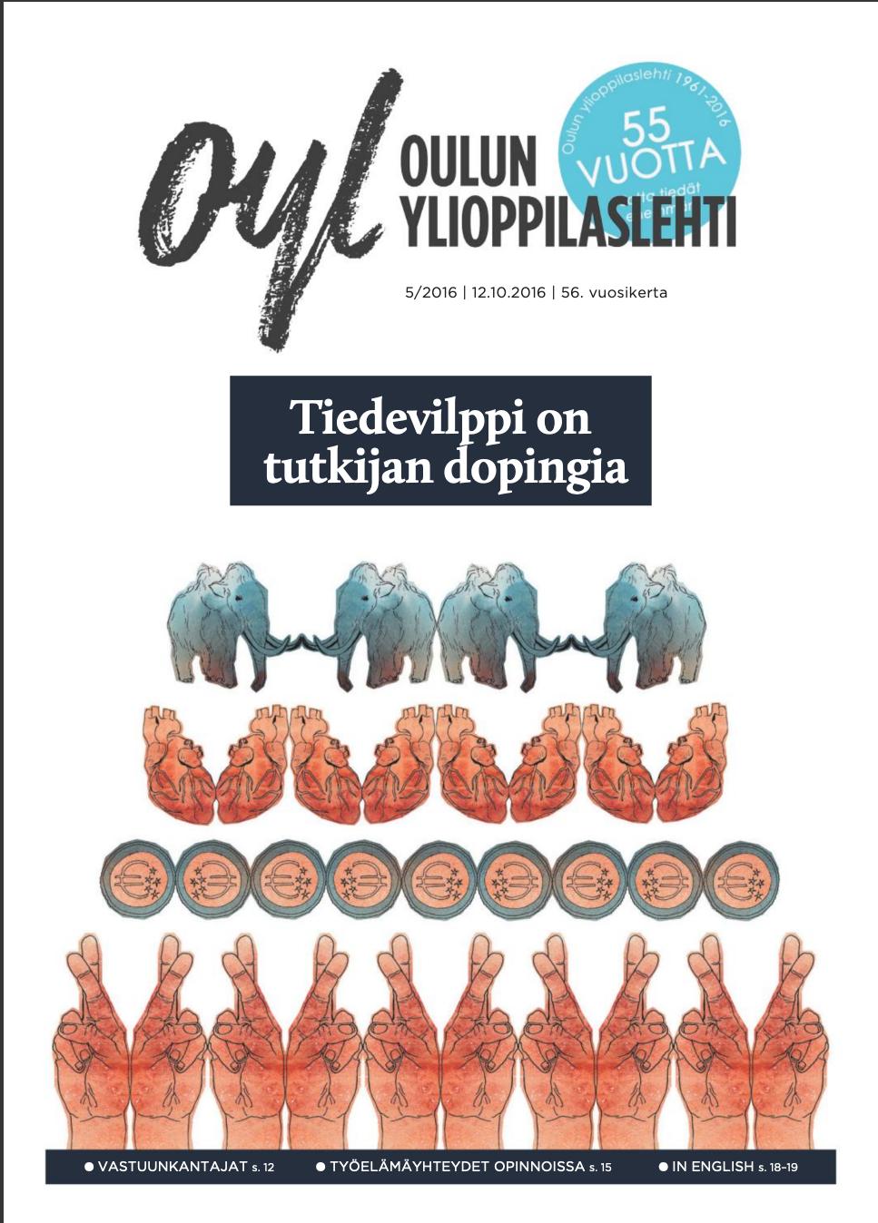 Ylkkäri/Tiedevilppi